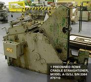 ROWE A- 15/3J COMBINATION CRADL