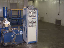 NORDSON POWDER COATING HOPPER A