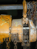 HARRINGTON 1 TON CHAIN HOIST