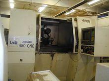 Used JUNGNER 450 CNC