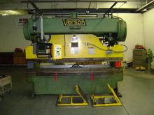 Used VERSON 65-TON 8