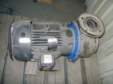 "GOULDS PUMP 8"" INLET AND OUTLET"