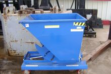 VESTIL SELF DUMPING SCRAP HOPPE