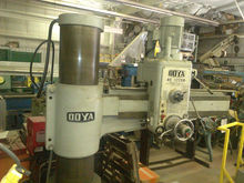OOYA RADIAL ARM DRILL, MODEL RE