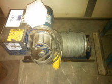 "MY-TE 110V ELECTRIC WINCH 3/16"""