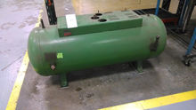 CURTIS HORIZONTAL STEEL TANK 82