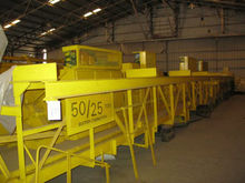 P & H TOP RUNNING DOUBLE GIRDER