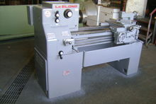 LEBLOND SERVO SHIFT LATHE, MODE