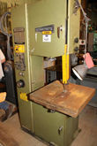 STARTRITE VERTICAL BAND SAW, MO