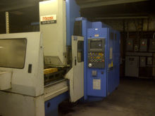 MAZAK BRIDGE TYPE VERTICAL MACH