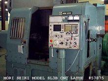 MORI SEIKI MODEL SL3B CNC LATHE