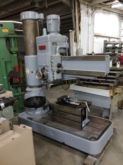 IKEDA RADIAL ARM DRILL, MODEL R