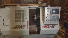 HAAS CNC LATHE, MODEL HL-2, S/N