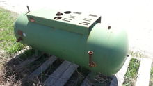 Used CURTIS AIR TANK