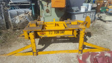 (1) BUSHMAN 10 TON SHEET LIFTER