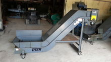 TITAN HINGED STEEL BELT CONVEYO