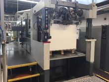 Used Bobst SP 102 CE