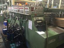 Klett 3100 VA inline machine