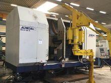 2000 Alzmetall BAZ 35 CNC LB/DB