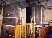 High Temperature Sample Steamer