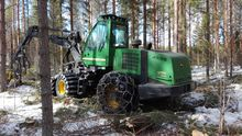 2005 Timberjack 1270 D