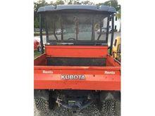 2012 Kubota RTV1140CPX