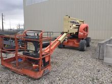 Used 2007 JLG 450A #