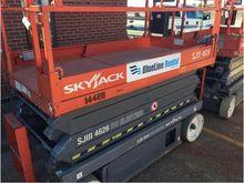 2012 Skyjack SJIII 4626