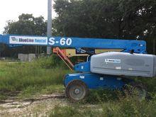 Used 2008 Genie S-60