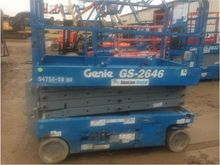 2012 Genie GS-2646