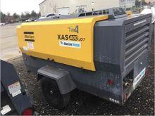 2014 Atlas Copco XAS 400