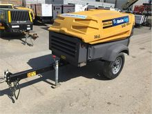 2015 Atlas Copco XAS 185 KD7 IT