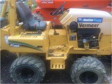 2011 Vermeer RT450