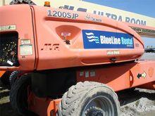 2008 JLG 1200SJP