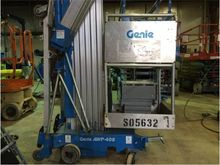 2010 Genie AWP-40S