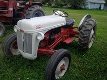 Used Ford 8N in Esse