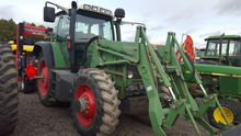 Used Fendt 815 in Pl