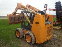 Used 2008 Case 420 i