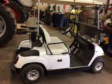 Used Yamaha Golf Car