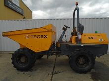 2012 Benford Terex TA6