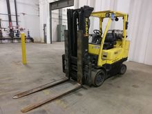 2012 10,000 LB Hyster LP Gas Li