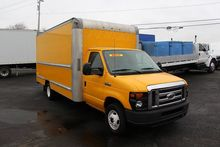 2014 Ford E350 CAB AND CHASSIS