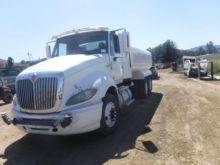 Used International PROSTAR Tanker truck for sale | Machinio