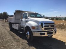 Used Dump Trucks For Sale In Chula Vista Ca Usa Ford