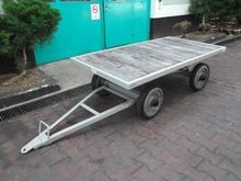 Used TVH TRAILER 200