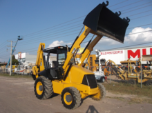 Used JCB 3C in Aguas
