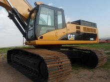 Used Caterpillar 345