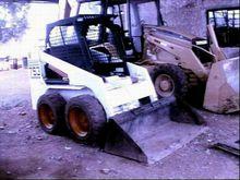 Used Bob Cat 753 in