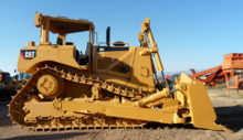 Used Caterpillar D8T