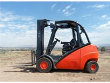 Used LINDE H35D in A
